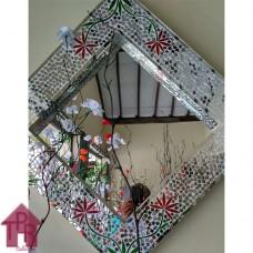 Cermin, Mosaik Diagonal - B
