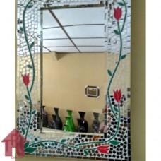 Cermin, Mosaik Portrait - B2