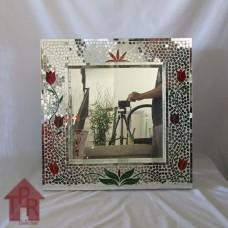 Cermin, Mosaik Kotak - B