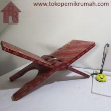 Kayu Batik, Rekal Al Qur'an Merah - L