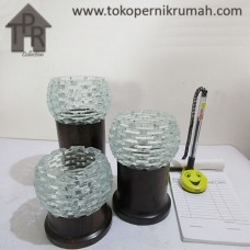 Pajangan, Set Tempat Lilin Silinder CMB (3)
