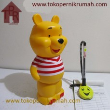 Celengan, Winnie the Pooh - Merah/Putih