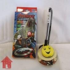 Kado Anak - Avenger Crayon Set - Oil Pastel