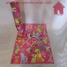 Kertas Kado, Little Pony Pink -1