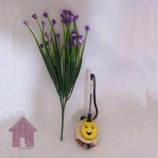 Bunga, Artifisial Mini Kucai Ros - Ungu