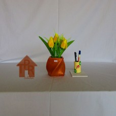 Bucket, Vas Mini Belimbing Tulip-M